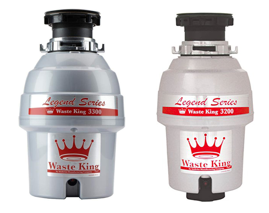 What Are Waste King 3300 And 3200 Look Like Can Offer To You